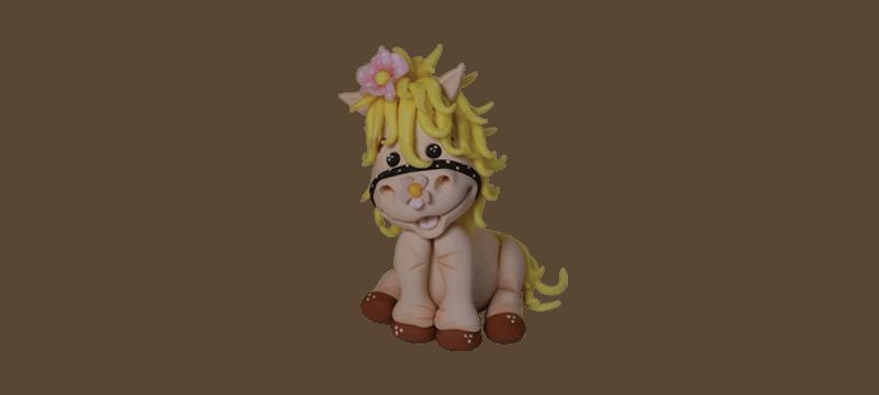 Little Pony – Fondant Cake Topper Tutorial